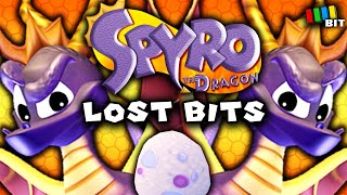 Spyro the Dragon LOST BITS   Unused Content and Beta Demo [TetraBitGaming]