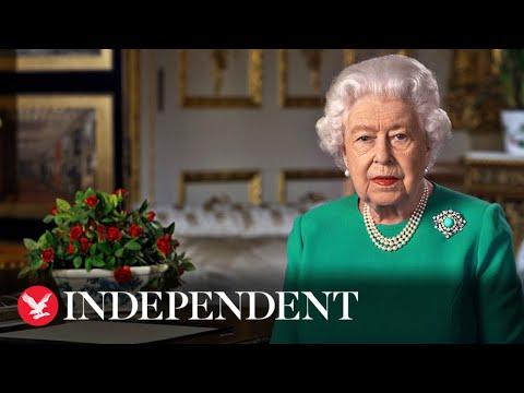 Queen Elizabeth Addresses