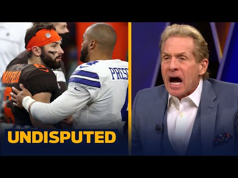 'Worst defense in Cowboys history' — Skip reacts to Dallas' Week 4 loss to Browns | NFL | UNDISPUTED