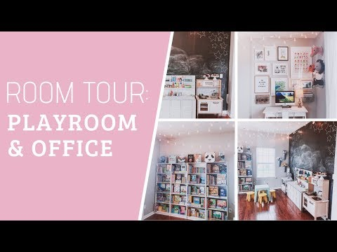 Room Tour: Our Playroom