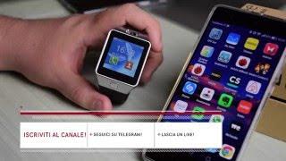 Recensione Hannspree Prime Smartwatch con SIM e Micro SD