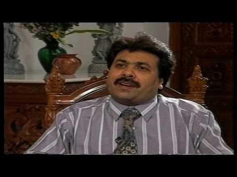 Rubaru: old interview Chandraswami with Rajeev Shukla