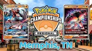 Tournament Vlog - Memphis Pokemon TCG Regional Championship