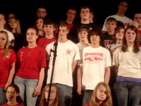 Vandercook Lake Choir Spring Concert