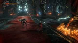 Castlevania Lords of Shadow 2 Demo PC Gameplay | 720p