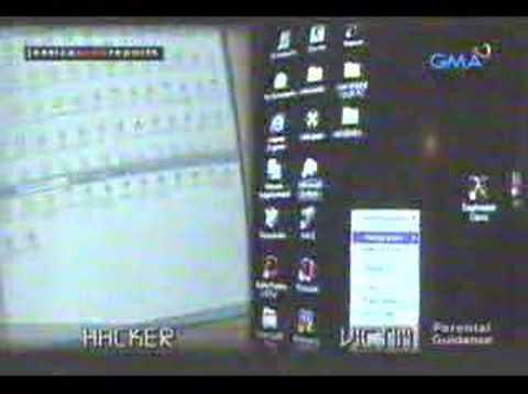 Hacking - Jessica Soho Reports
