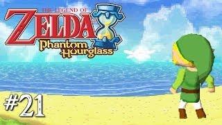 The Legend of Zelda : Phantom Hourglass - Let's Play #21