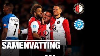Samenvatting | Feyenoord - De Graafschap 2018-2019