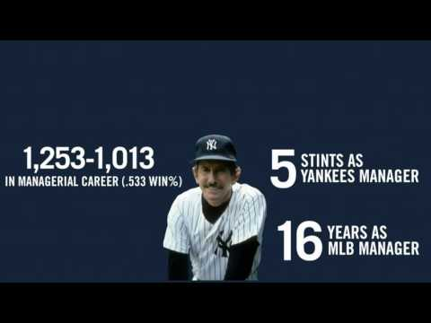 New York Yankees Retired Numbers: Billy Martin