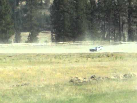 Eagle Track Raceway Pat Merritt Crash Sept 10th 2011