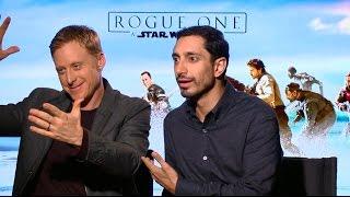 Rogue One: A Star Wars Story Lightsaber Thumb War and Quiz | Radio Disney