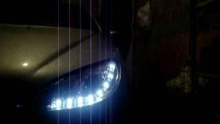 Peugeot 206 Devil Eyes Chrom Infos @ www.Lion-Stylerz.de
