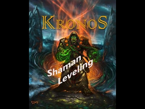 Kronos WoW 2 Enhancement Shaman Leveling 27-28 To Thousand Needles + My Thoughts On Legion