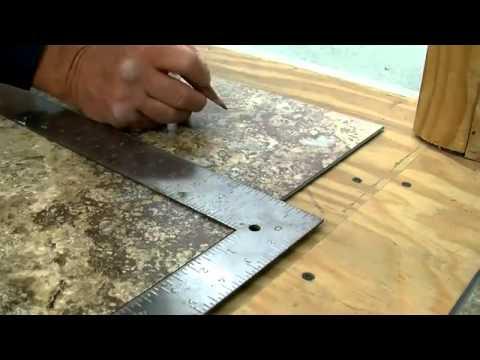 Adura Locksolid Tile Installation Video Youtube