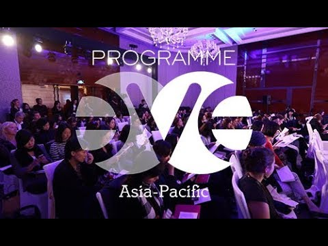 The highlights of the EVE Program Asia-Pacific