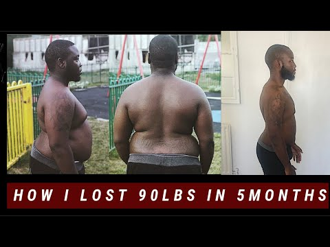 The TRUTH behind My Weight Loss.   How I Lost 90 POUNDS In 4 Months   20 Days Water Fasting