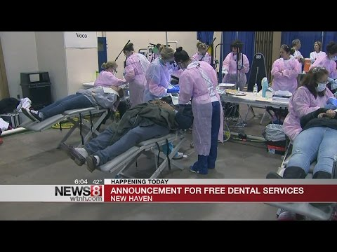 Free dental services to be offered in New Haven