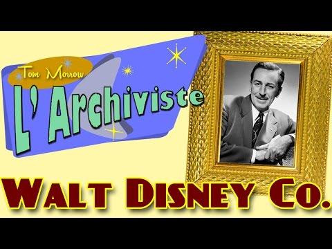 L'archiviste - Ep1 - The Walt Disney Company