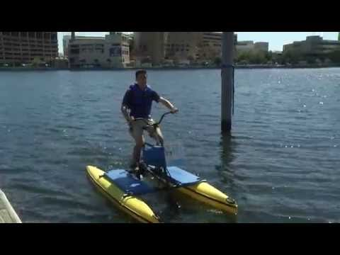 From The Corps: Tampa Bay Water Bike Co.