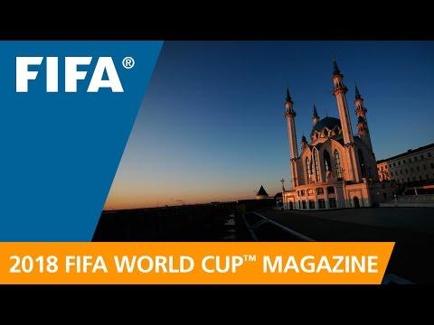 Russia 2018 Magazine: Kazan Kremlin