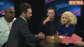 Baixar Christina Aguilera's Tips for Slimming Down: 'Laughter, Happiness... and Yoga'