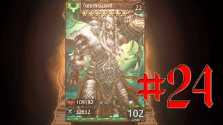Heroes Of Camelot - Episode 24 - Evolving 5 cards Totem Guard + ( Arena gameplay ) Thumbnail