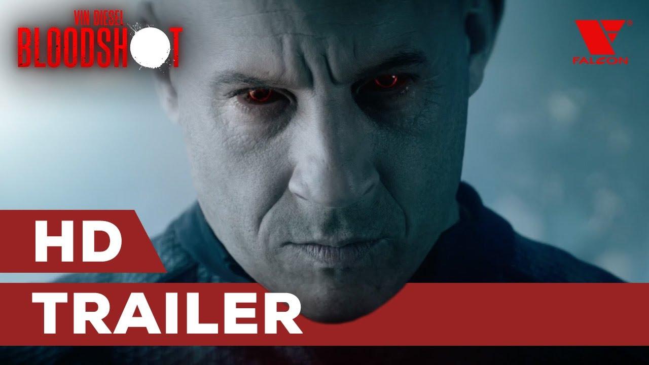 Bloodshot (2020) HD oficiální trailer #2 | CZ titulky