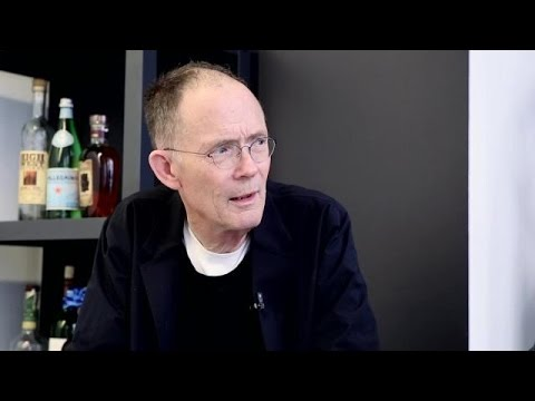 "William Gibson Talks Life on ""The Peripheral"""