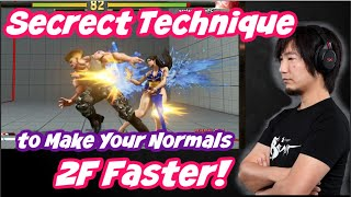 [Daigo] How to Make Your Normals Come Out 2F Faster.