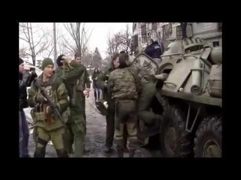 Ukrainian Crisis Heats Up in Donetsk