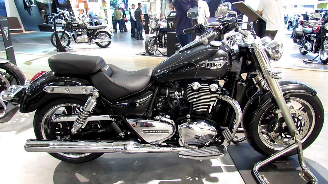 2014 triumph thunderbird commander 1700 walkaround 2013 eicma milan motorcycle exhibition. Black Bedroom Furniture Sets. Home Design Ideas