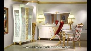 видео Классическая мебель для спальни Louis XVI