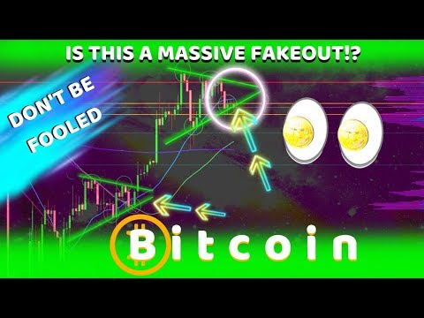 BITCOIN MASSIVE FAKEOUT?? URGENT! NEXT LIKELY PRICE SHOCKING - NOT WHAT MOST EXPECT!!!!!!!