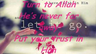 Insha Allah by Maher Zain Lyrics (No music/vocals only version)