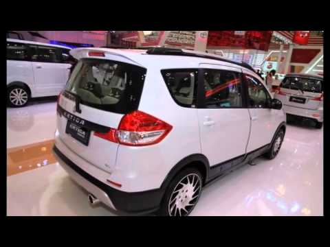 Suzuki Ertiga Crossover New Photo FULL HD Cars TV