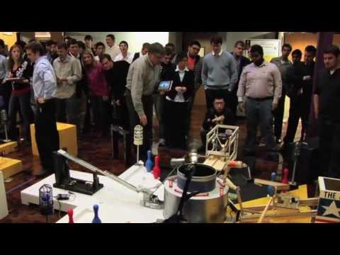 Georgia Tech Mechanical Engineering Design Competition