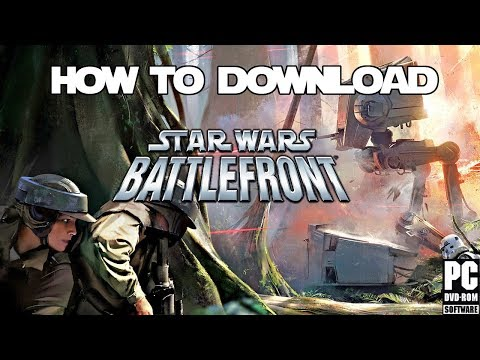 How To Download Star Wars Battlefront (2004) PC!
