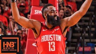 Houston Rockets vs Utah Jazz - Game 1 - Full Game Highlights | April 14, 2019 NBA Playoffs