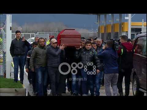 Ora News - Trupi i pajetë i Florenc Beqiraj mbërrin në Shqipëri