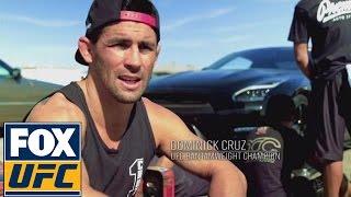 Dominick Cruz finds racing zen at California Airstrip Attack | UFC Ultimate Insider