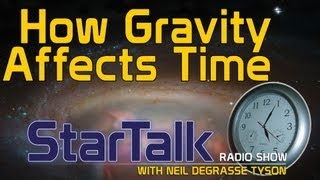 Neil deGrasse Tyson Explains How Gravity Affects Time thumbnail