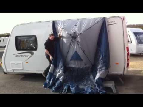 Quest Instant Porch Awning Swindon Caravans Group