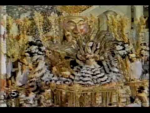 Beija-flor 1984 e 1985 Melhores momentos Rede Manchete