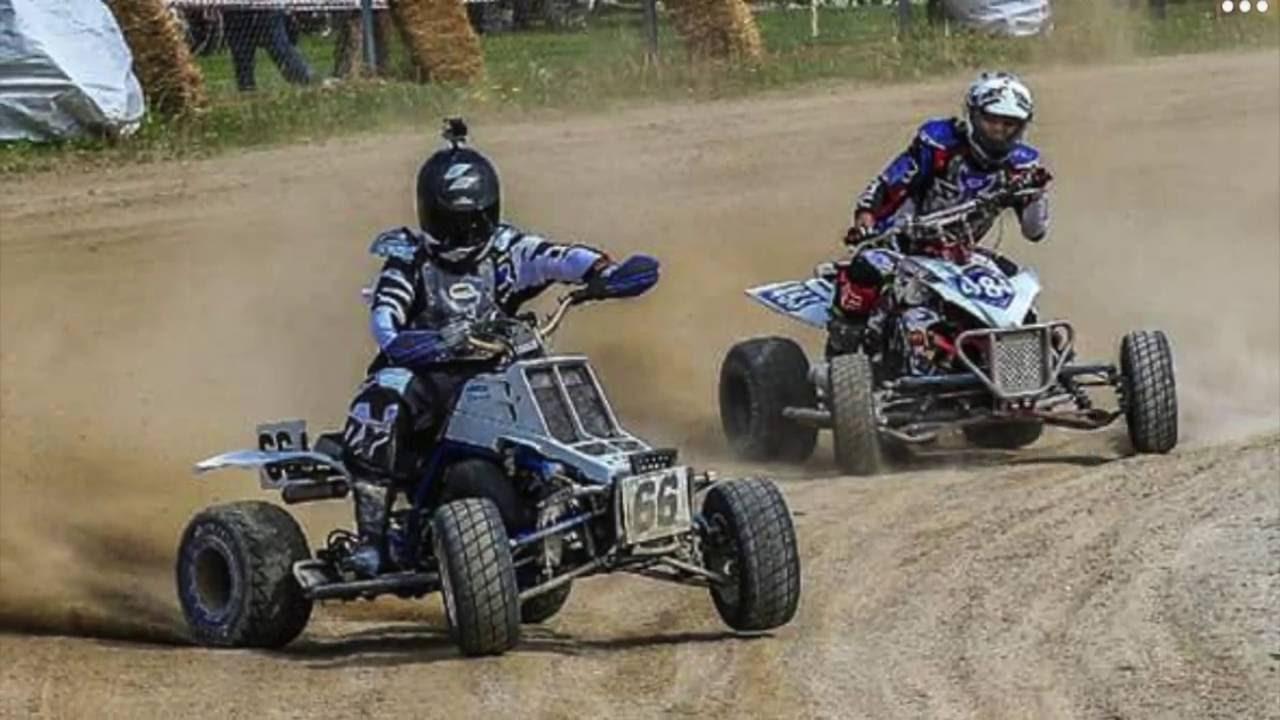 ATV Flat Track Canada Paris 2016