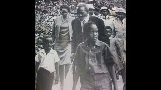 Animated Photos of President Uhuru Kenyata from childhood to presidency