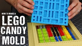 A bucket of LEGO bricks and a 2 part silicone mix join forces to create custom rubber molds, that make handfuls of LEGO Candy! Some quick links to a few of the ...