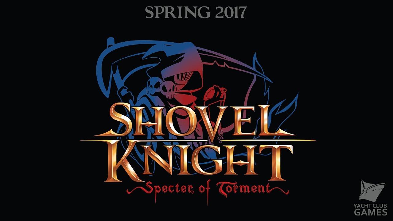 shovel knight specter of torment trailer