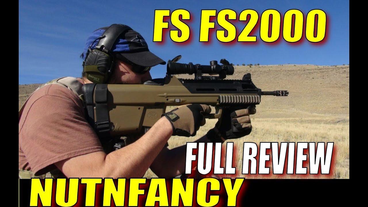 FN FS2000: Underwhelmed [FULL REVIEW] - YouTube