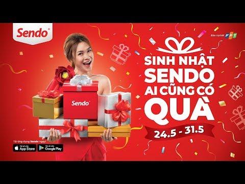 Sendo - Sinh nhật Sendo, Ai cũng có quà