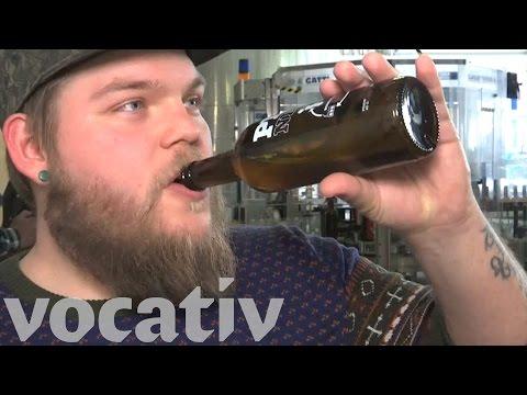 Urine Helped Brew This Beer
